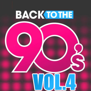 Назад в 90'e / Back To The 90's. Vol. 4 / Compiled by Sasha D